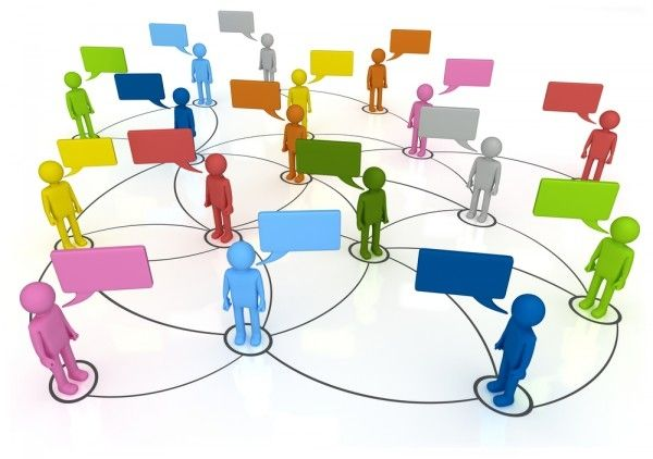 Multi-protocol chat