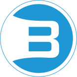 Brosix Mono color logo for light background