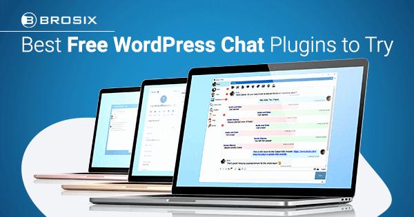 Free Wordpress Chat plugins