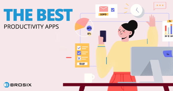 The Best Productivity Apps