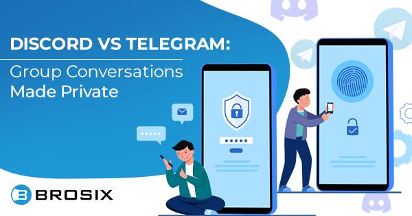 Discord vs Telegram