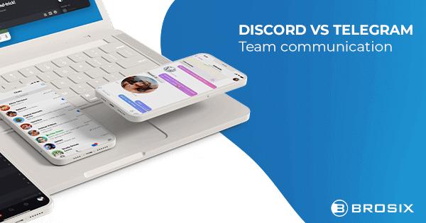 Discord vs Telegram - Team Communication