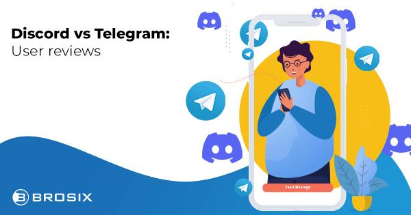 Discord vs Telegram - User Reviews