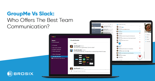 GroupMe vs Slack