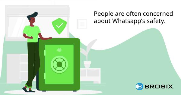 Is Whatsapp safe