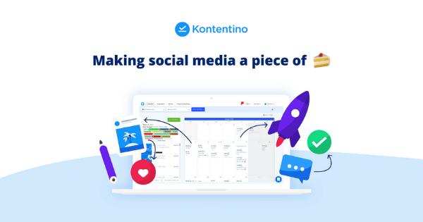 Kontentino app