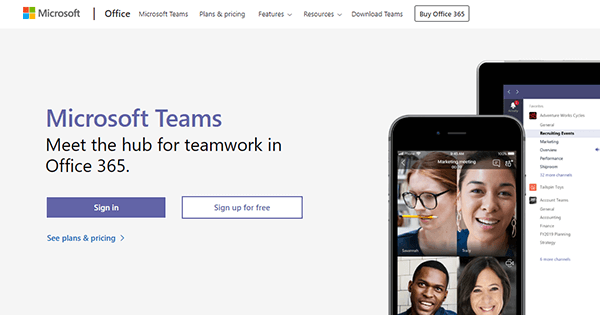 Teams by Microsoft