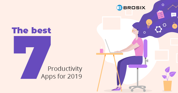 Best Productivity Apps for 2019