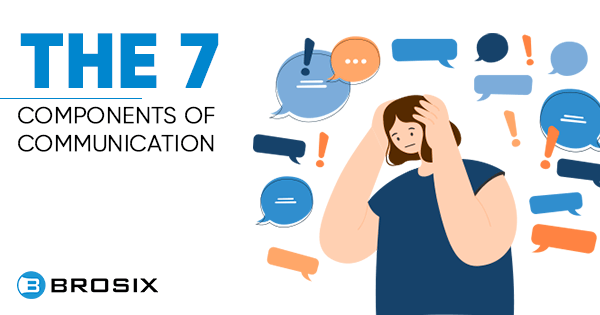 The 7 components of communication