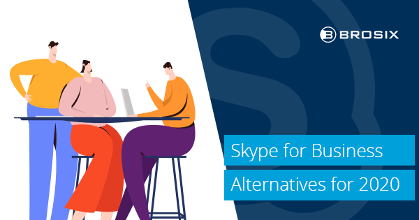 Skype for business alternatives