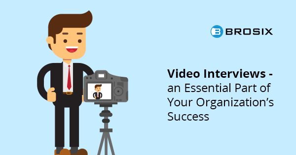 Video Interviews for your team