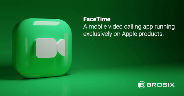 What is FaceTime