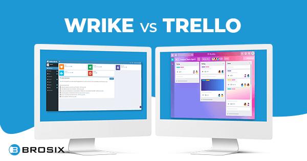 Wrike vs Trello