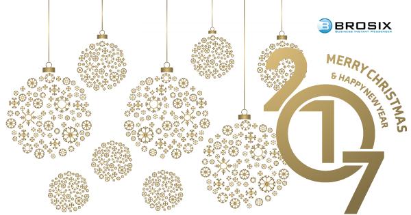 brosix new year