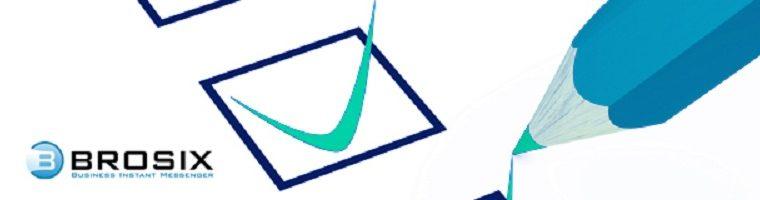 Corporate Instant Messenger Checklist
