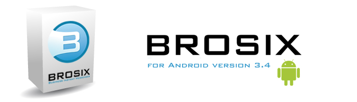 brosix for android 3.4