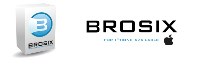 brosix for iphone