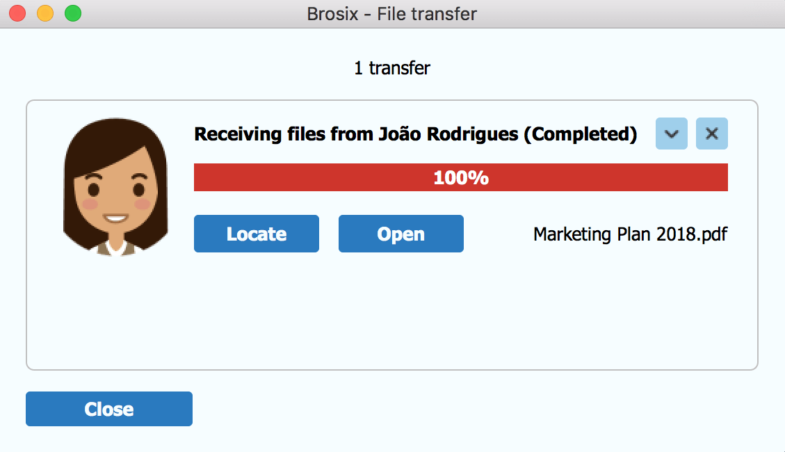 brosix for mac
