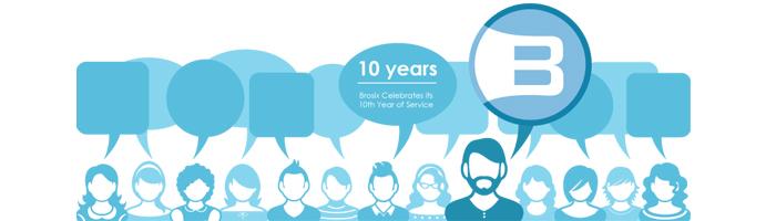 brosix 10 service