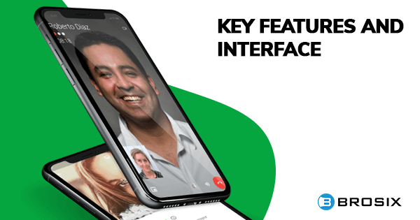 Threema Key Features and interface