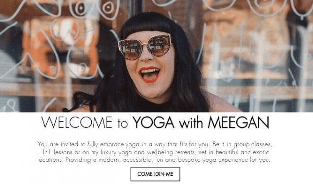 Yoga with Meegan